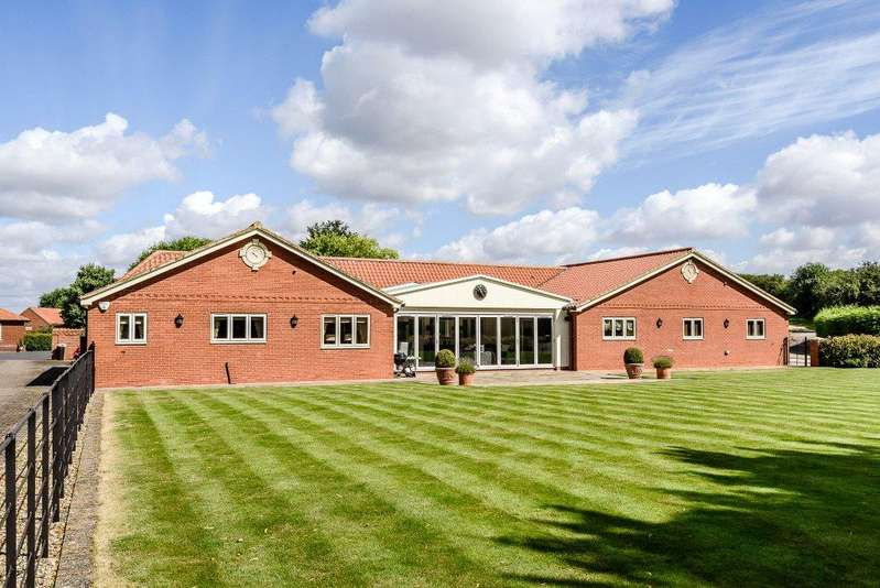 6 Bedrooms Detached House for sale in The Cottage, Bellwood Grange Farm, Brampton, Lincoln, LN1