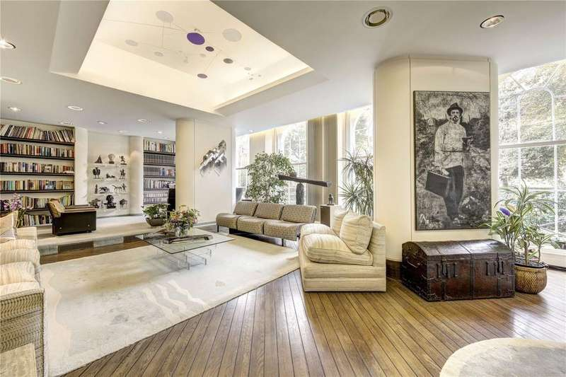 3 Bedrooms Flat for sale in York Terrace West, Regent's Park, London, NW1