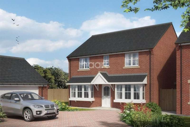 4 Bedrooms Detached House for sale in The Avenger, Blakestone Glade