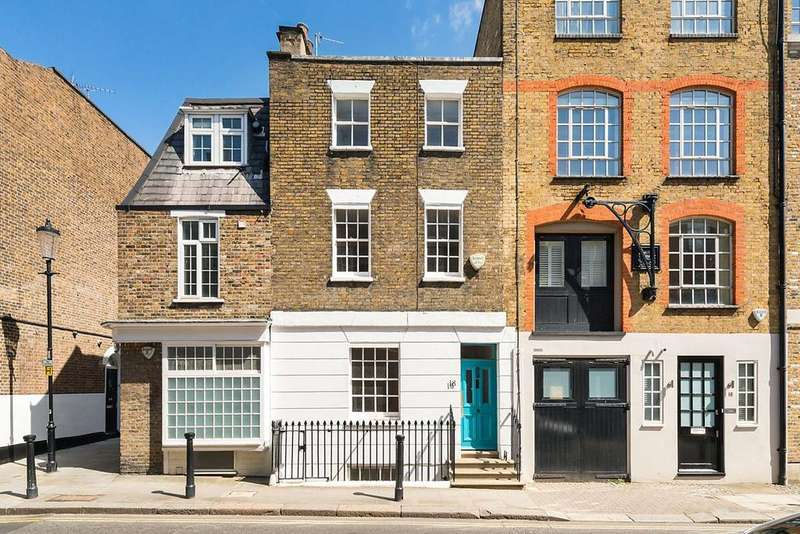 4 Bedrooms Terraced House for sale in Old Church Street, Chelsea, London, SW3