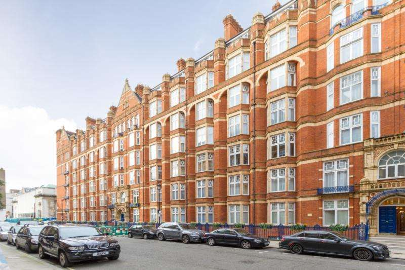 4 Bedrooms Apartment Flat for sale in Bickenhall Mansions, Bickenhall Street, London, W1U
