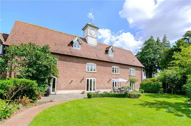 6 Bedrooms Terraced House for sale in Hassobury, Nr Farnham, Bishop's Stortford, Essex, CM23
