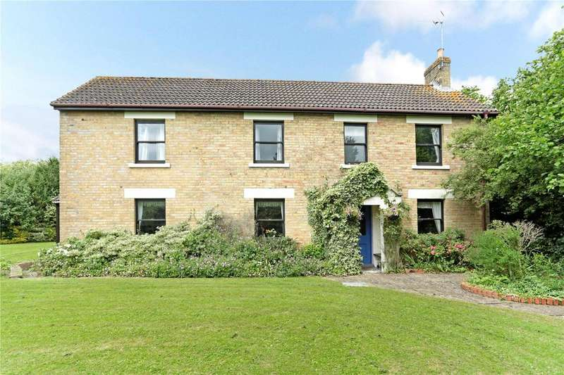 5 Bedrooms Detached House for sale in Ivy House, New Zealand, Calne, Wiltshire