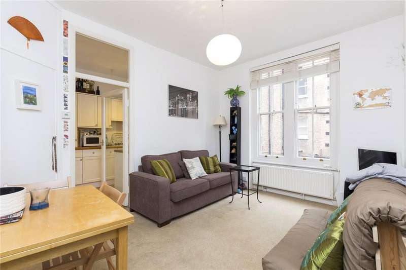 1 Bedroom Flat for sale in Elm Bank Mansions, The Terrace, London