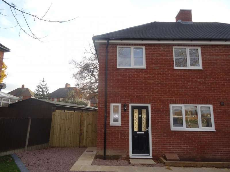 3 Bedrooms House for sale in Wrekin View, Telford