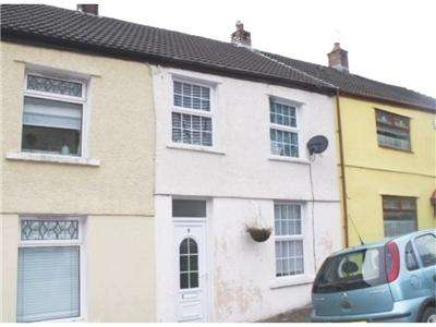 3 Bedrooms Terraced House for sale in Sunnybank, Williamstown, Williamstown, Rhondda Cynon Taff. CF40 1PE