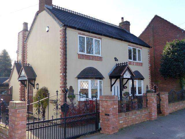 3 Bedrooms Detached House for sale in Chase Road,Burntwood,Staffordshire