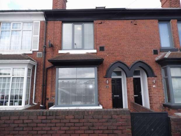 2 Bedrooms Terraced House for sale in Bentley Road Bentley Doncaster
