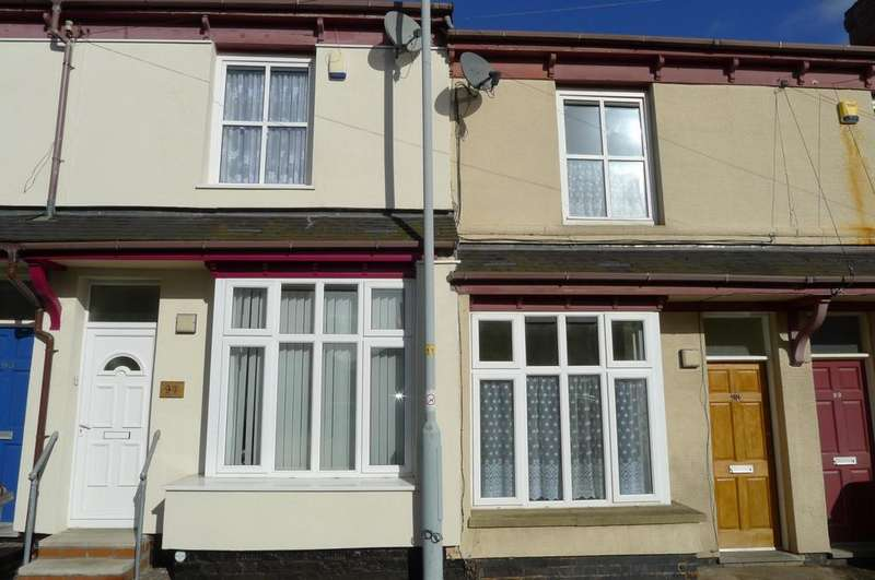 3 Bedrooms House for sale in All Saints Road, WV2