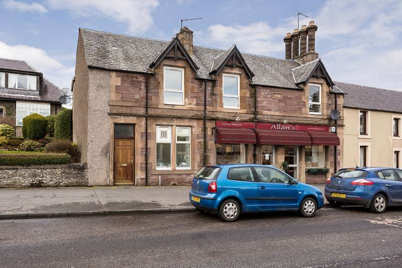 2 Bedrooms Flat for sale in High Street, Auchterarder, PH3 1AF