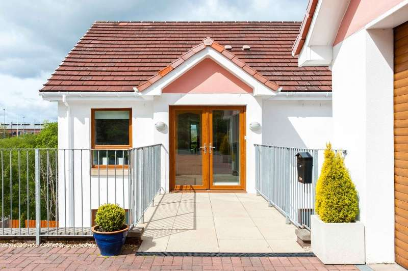 5 Bedrooms Detached Villa House for sale in Lyle Road, Greenock, Inverclyde, PA16 7QT