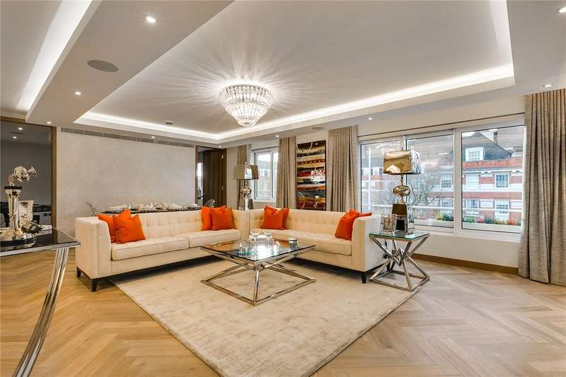 3 Bedrooms Flat for sale in Montrose Court, Princes Gate, London