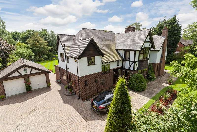 4 Bedrooms Detached House for sale in The Avenue, Lymm