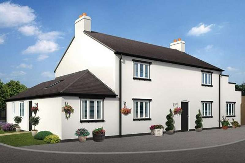 4 Bedrooms Semi Detached House for sale in The Cottage, Chester Road, Lower Walton