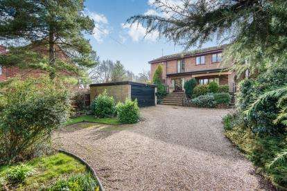5 Bedrooms Detached House for sale in Costessey, Norwich, Norfolk