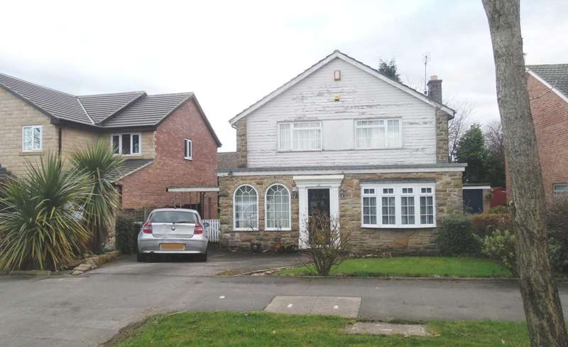 4 Bedrooms Detached House for rent in Wigton Lane, Alwoodley