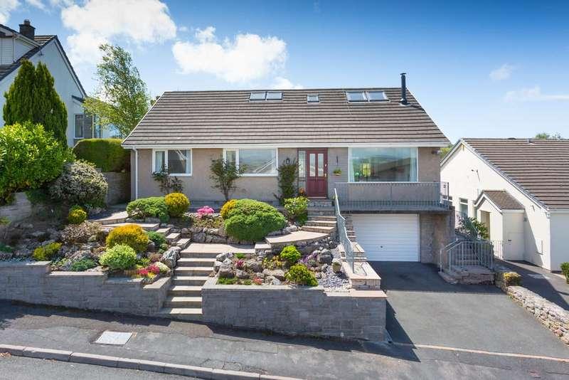 5 Bedrooms Detached Bungalow for sale in 5 Bay View, Over Kellet, Carnforth, Lancashire, LA6 1DR