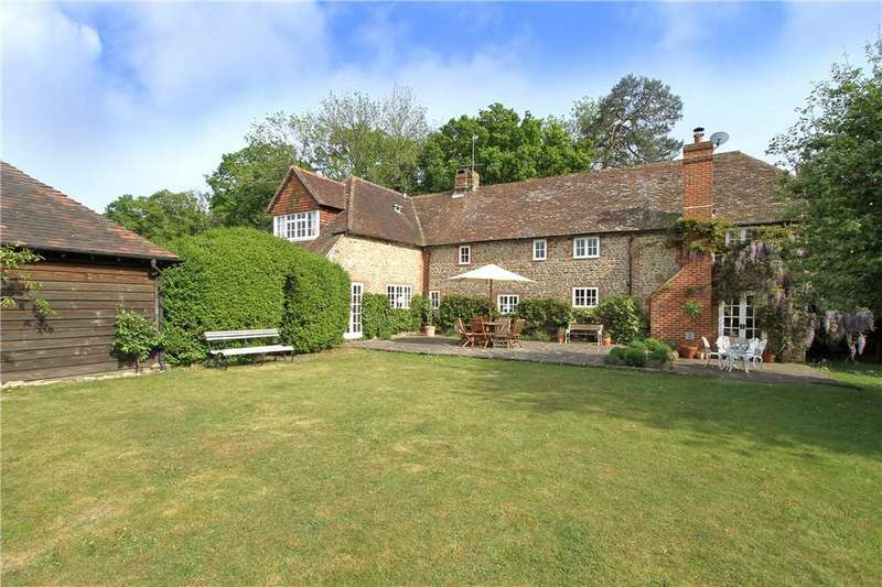 4 Bedrooms Detached House for sale in Passfield Road, Passfield, Liphook, Hampshire, GU30
