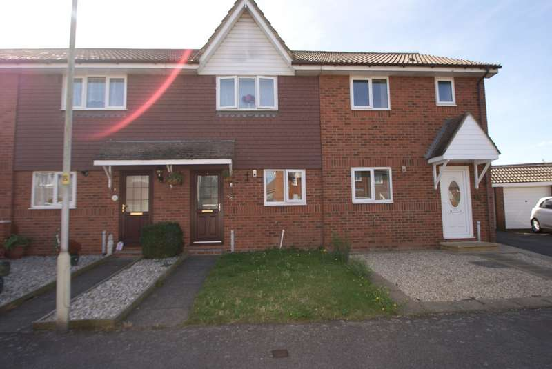 2 Bedrooms Terraced House for sale in West Lea, Deal, CT14