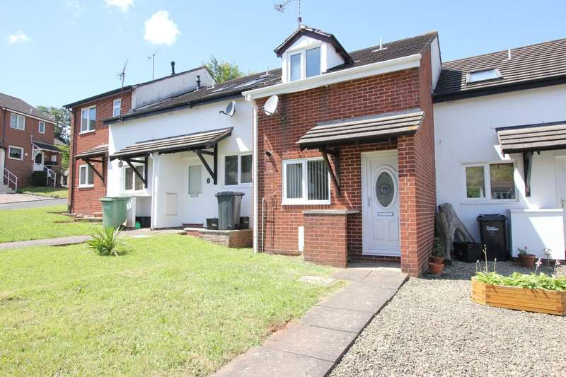 1 Bedroom Terraced House for sale in Glebeland Way, Shiphay, Torquay