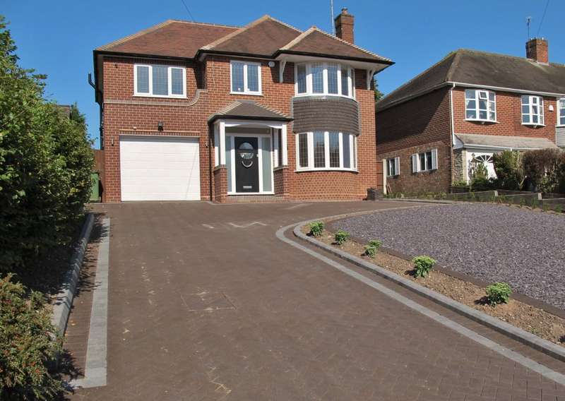 5 Bedrooms Detached House for sale in Buchanan Road, Walsall