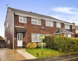 3 Bedrooms Semi Detached House for sale in Collard Road, Willesborough, Ashford, Kent