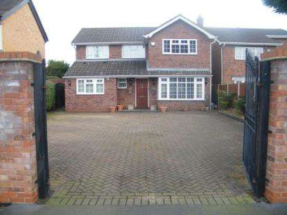 6 Bedrooms Detached House for sale in Chester Road, Winsford, Cheshire