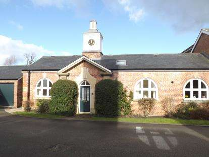 2 Bedrooms Terraced House for sale in The Stables, Runshaw Hall, Runshaw Hall Lane, Chorley