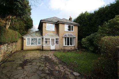 4 Bedrooms Detached House for sale in Buncer Lane, Witton, Blackburn, Lancashire, BB2