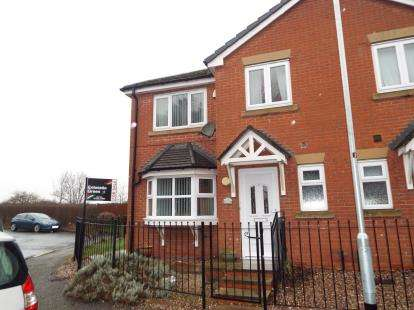3 Bedrooms Semi Detached House for sale in Sorrel Way, Clock Face, St. Helens, Merseyside, WA9