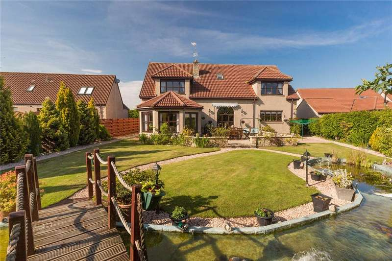 5 Bedrooms Detached House for sale in The Priory, Glenrothes, Fife, KY7