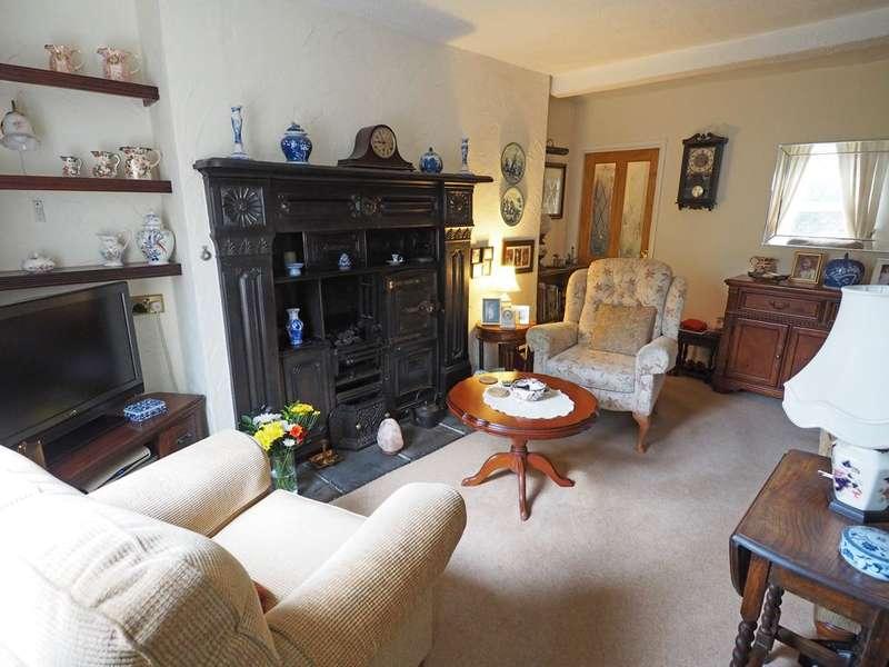 2 Bedrooms Terraced House for sale in Ridge Top Lane, Hayfield, High Peak, Derbyshire, SK22 2JQ