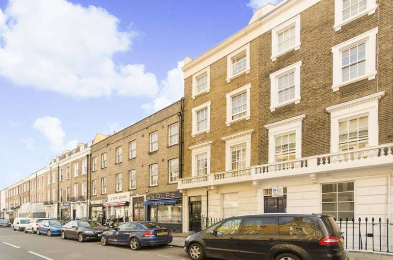 Studio Flat for sale in Denbigh Street, Pimlico, SW1V