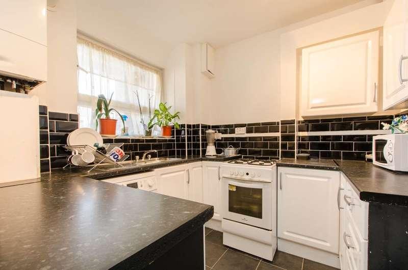 3 Bedrooms Flat for sale in Clapham Park, Clapham Park, SW2