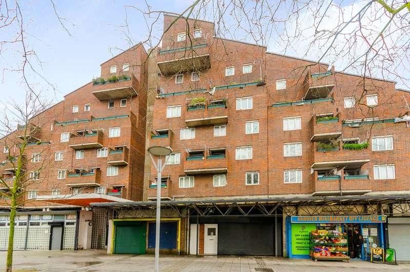 3 Bedrooms Maisonette Flat for sale in Corker Walk, Finsbury Park, N7