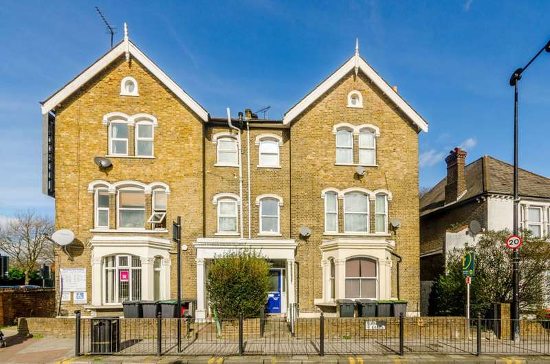 2 Bedrooms Flat for sale in Turnpike Lane, Turnpike Lane, N8