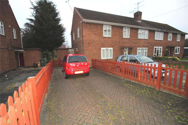 2 Bedrooms Maisonette Flat for sale in Briar Mead, Laindon, Essex, SS15