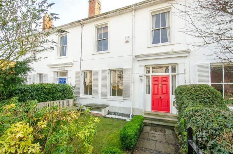 5 Bedrooms Terraced House for sale in Albany Terrace, Worcester, WR1