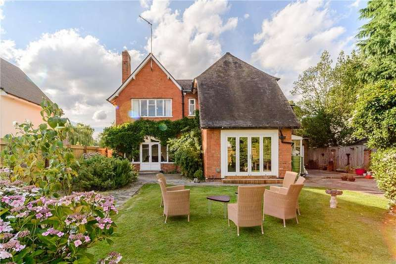 5 Bedrooms Detached House for sale in Tiddington Road, Stratford-upon-Avon, Warwickshire, CV37
