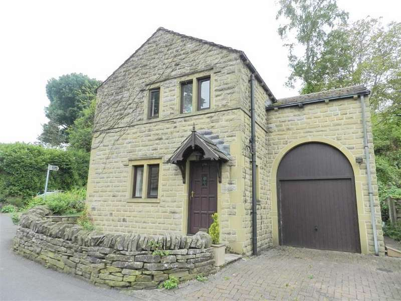 3 Bedrooms Detached House for sale in Low Town, Kirkburton, Huddersfield, HD8