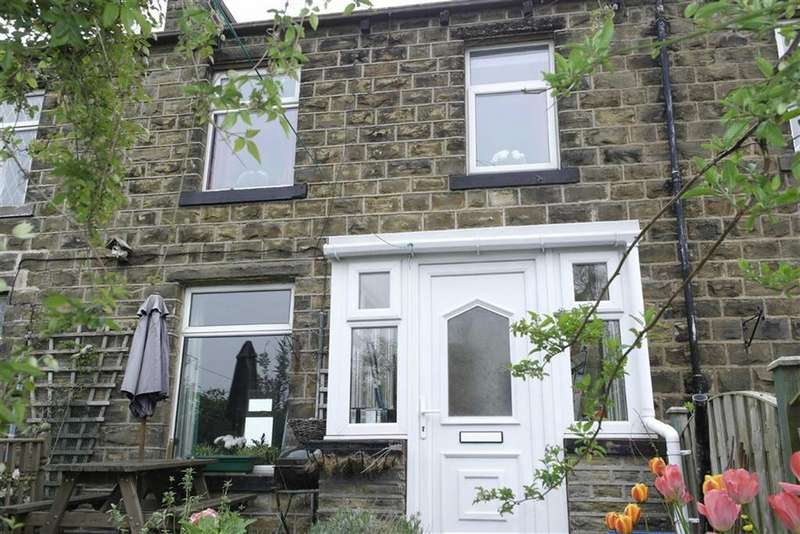 2 Bedrooms Cottage House for sale in Cumberworth Lane, Lower Cumberworth, Huddersfield, HD8