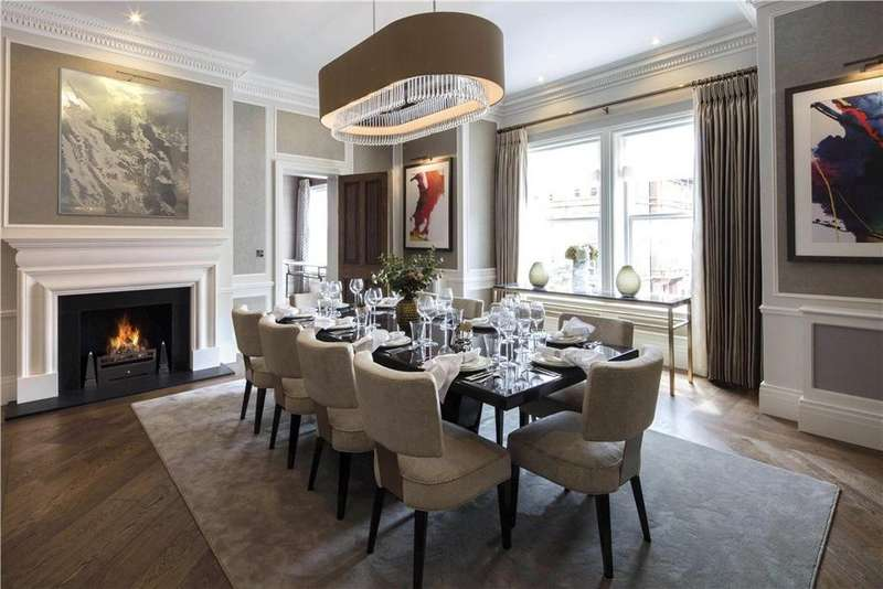 3 Bedrooms Flat for sale in Pont Street, Knightsbridge, London, SW1X