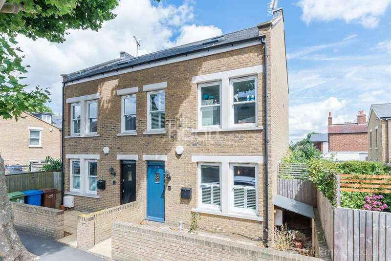 3 Bedrooms Terraced House for sale in Inverton Road, Nunhead, London, SE15