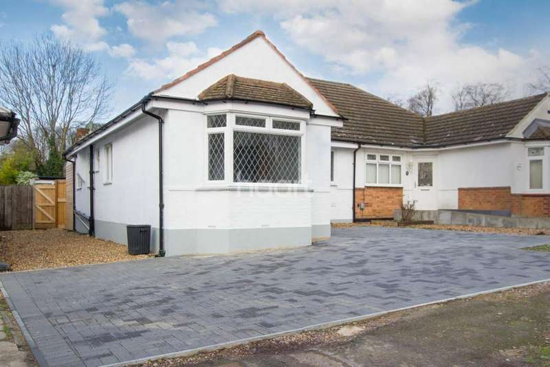 4 Bedrooms Bungalow for sale in Cheviot Road, Luton