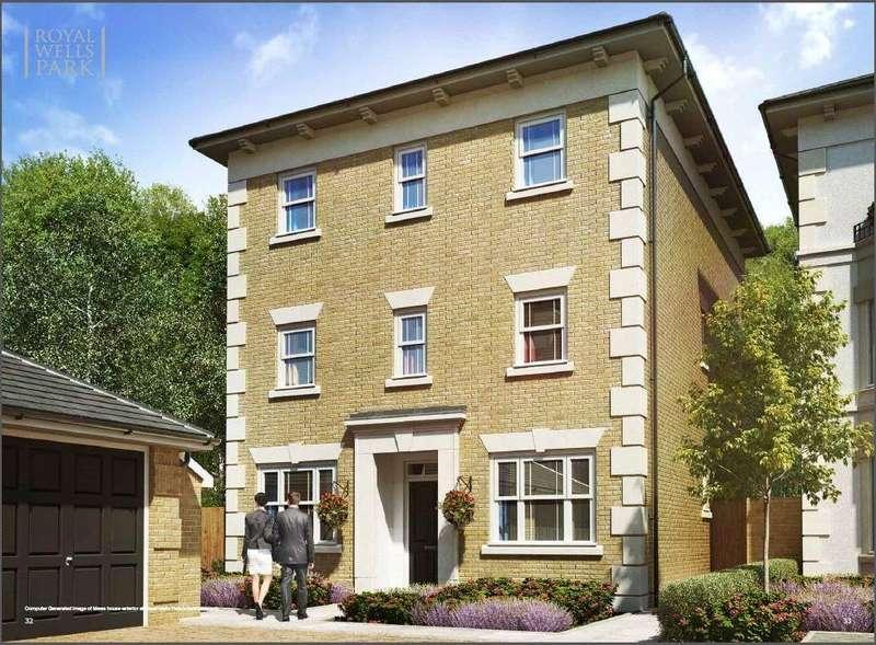 6 Bedrooms Detached House for sale in Kings Avenue, Tunbridge Wells, Kent, TN4