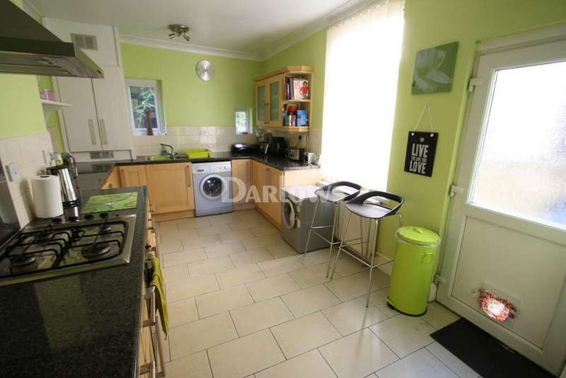 3 Bedrooms Terraced House for sale in Pleasant View, Tylorstown