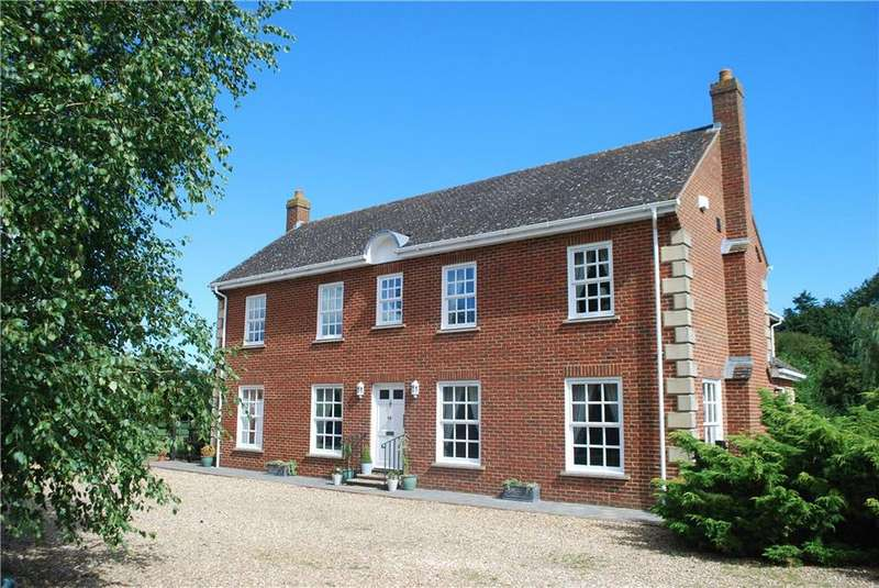 5 Bedrooms Detached House for sale in Leighton Road, Wingrave, Aylesbury, Buckinghamshire, HP22