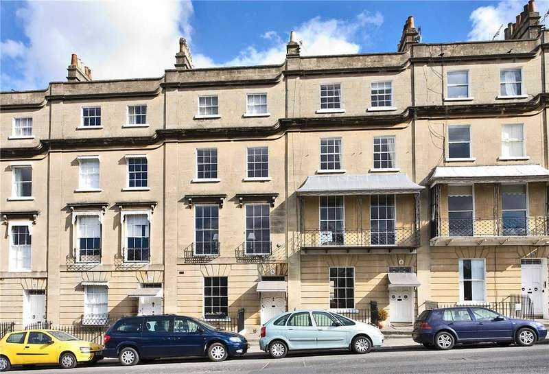8 Bedrooms Terraced House for sale in Raby Place, Bathwick, Bath, BA2