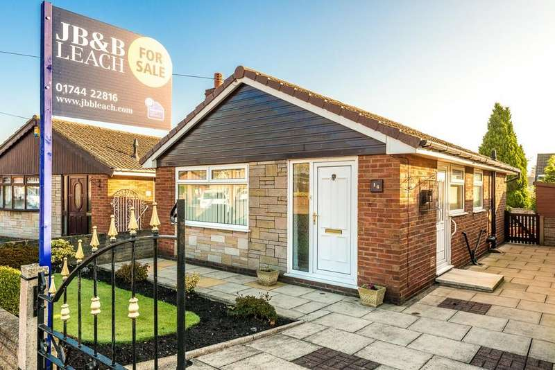 2 Bedrooms Detached Bungalow for sale in Snowdon Grove, St. Helens