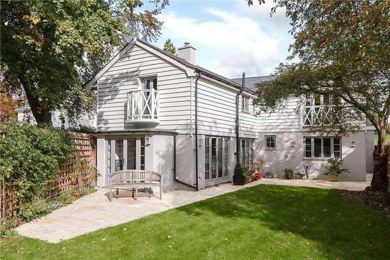 3 Bedrooms Detached House for sale in Fairmile, Henley-On-Thames, Oxfordshire, RG9